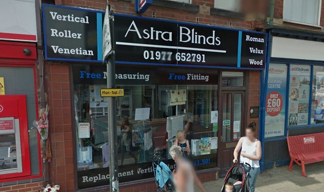Astra Blinds South Elmsall