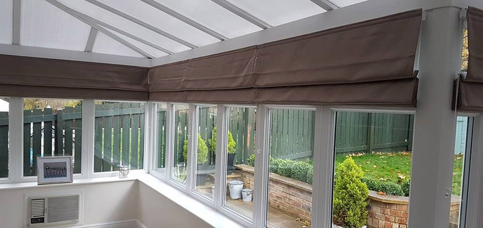 Roman Blinds By Astra Blinds